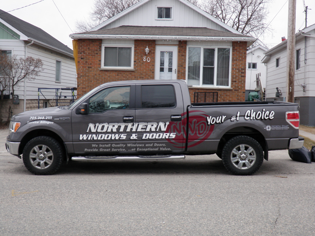 Vehicle Decals Make Your Car A Billboard Advertising Your Business - Decals for your car